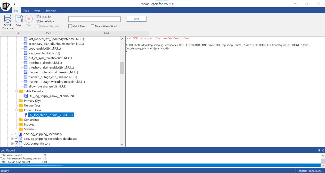 Recensione Stellar Repair for MS SQL: ripara il tuo database con un click!