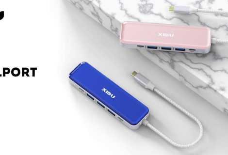 XIDU PhilPort: l'hub usb per i laptop moderni