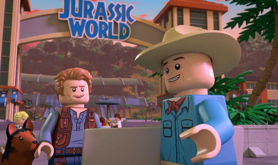 Jurassic World: La leggenda di Isla Nublar in prima tv su Boing