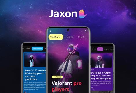 Samsung e Upday presentano Jaxon: l'app per gli eSport