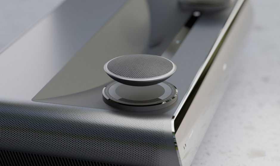 JMGO U2: proiettore 4K LASER a tiro ultracorto