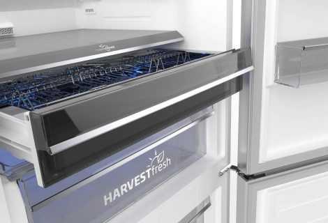BEKO RCNE560E40ZLXPHUN: nuovo frigorifero combinato della linea HygieneShield
