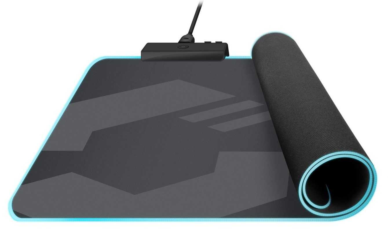 Speedlink VELA LED e LEVAS LED: tastiera meccanica e tappetino