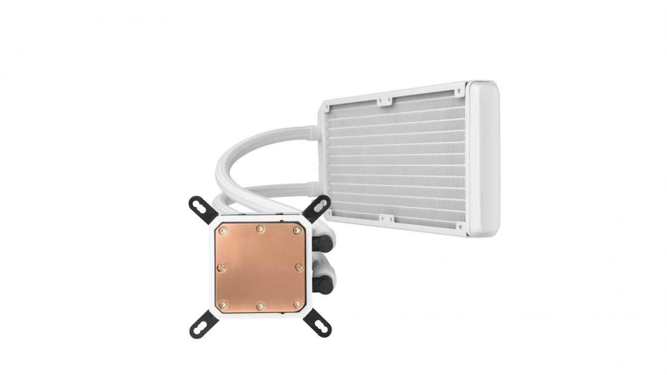 Enermax LIQMAX III ARGB 240: ora anche in versione White