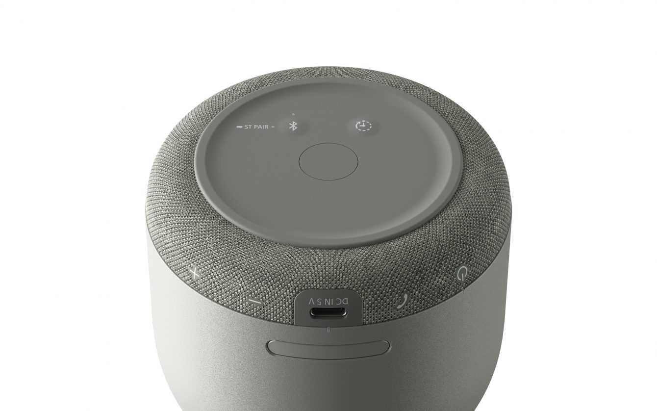 Glass Sound Speaker LSPX-S3: il nuovo diffusore presentato da Sony