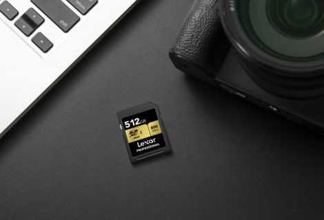 Lexar: annunciato lo sviluppo di schede SD Express