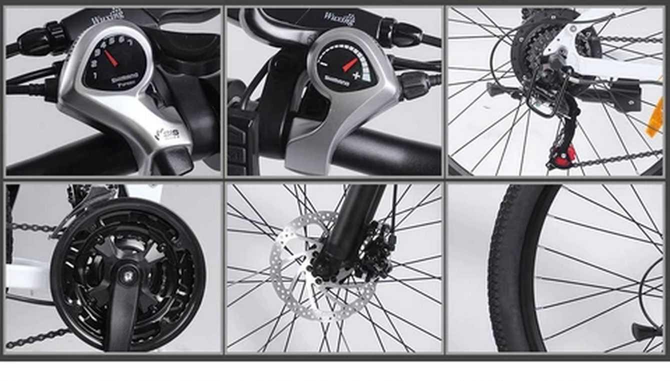 BEZIOR M26: una bici elettrica pieghevole che sfreccia a 30 Km/h