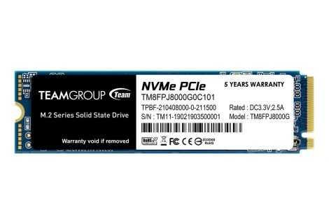TEAMGROUP MP34Q M.2 ed ENDURANCE CARD: velocità e capienza