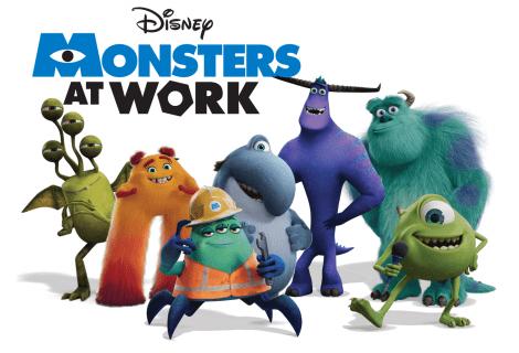 Monsters at Work: la serie sequel di Monsters & Co dal 7 luglio su Disney+