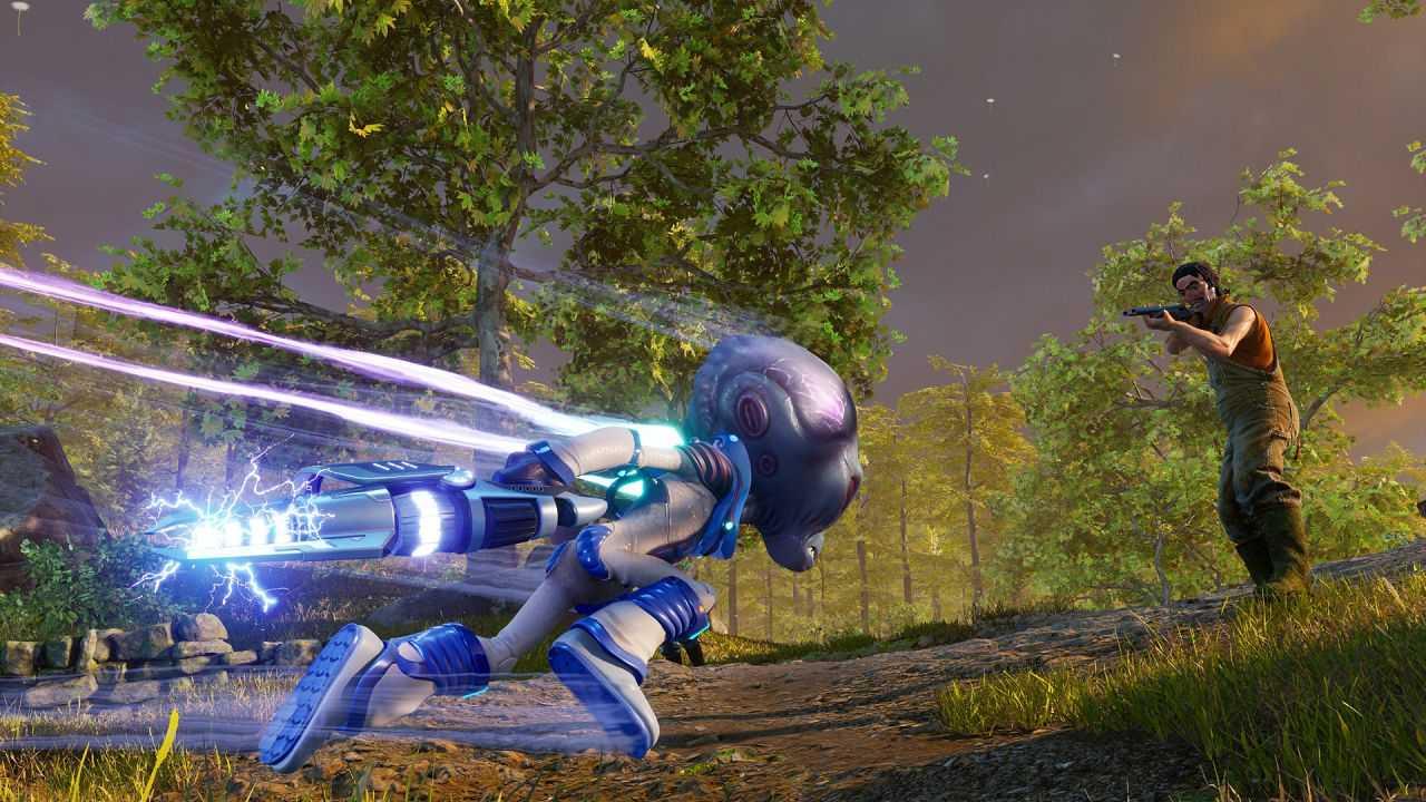 Recensione Destroy All Humans per Nintendo Switch: Crypto è tornato!