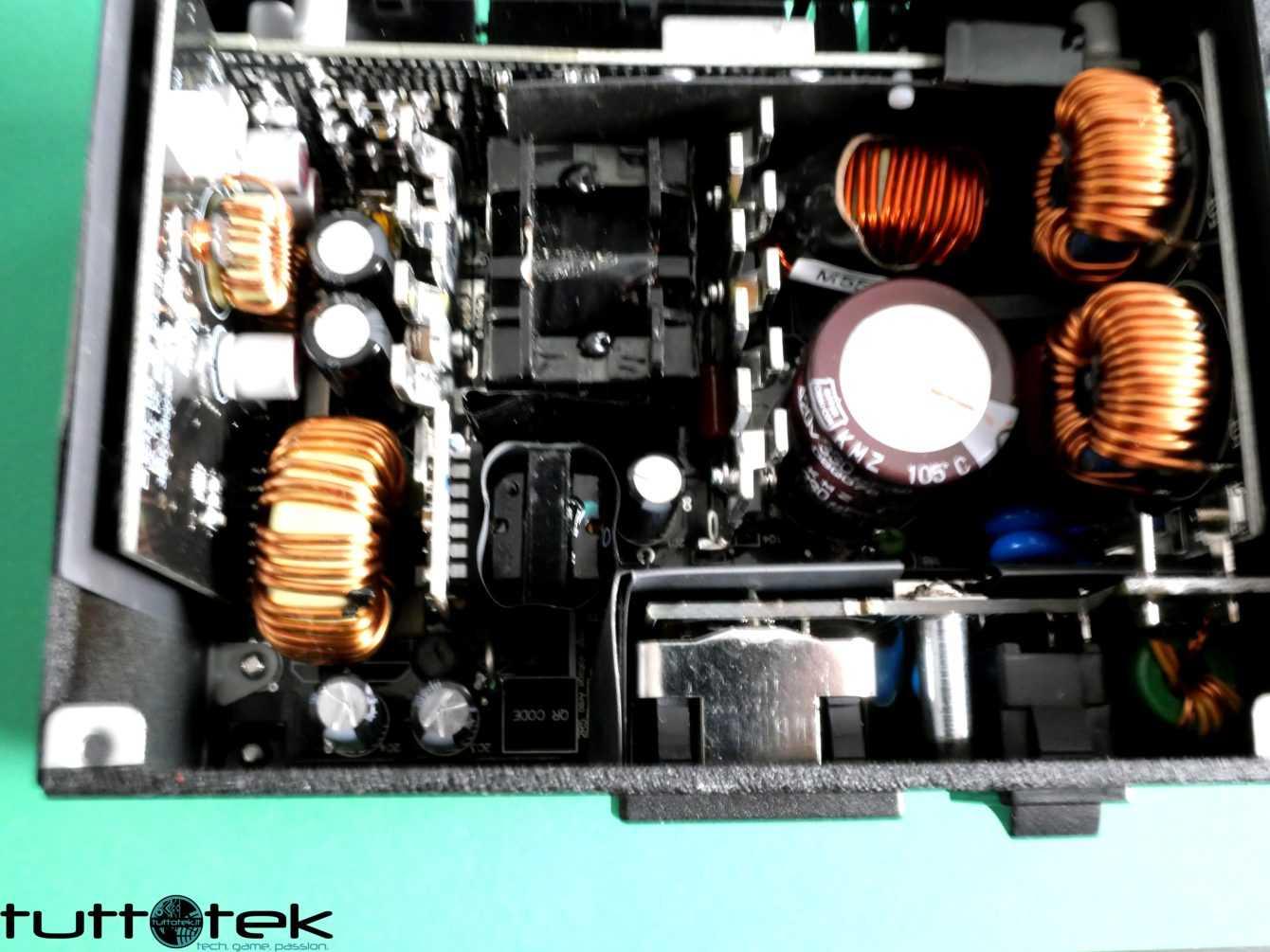 Recensione Dagger Pro 650W: PSU SFX con due connettori CPU!
