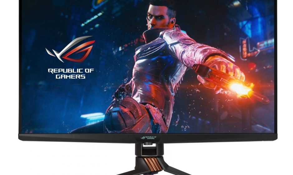 ASUS ROG Swift PG32UQX: il primo monitor gaming 4K con mini LED