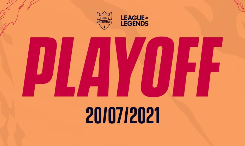PG Nationals Summer Split 2021: iniziano i Playoff del torneo italiano di LoL
