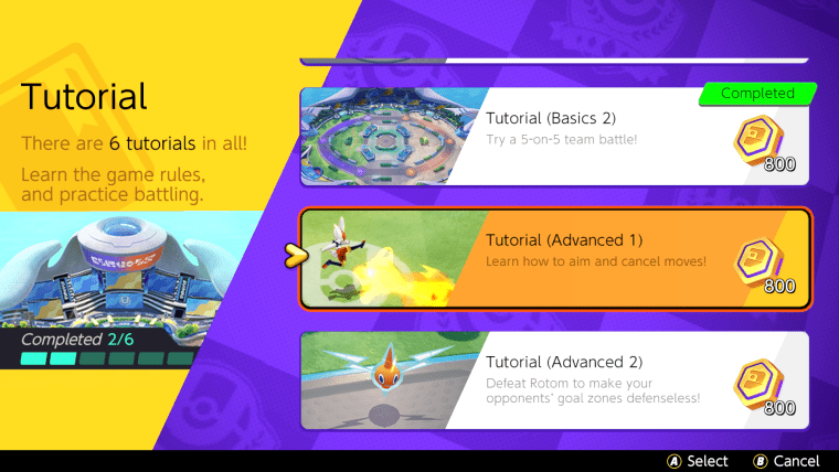 Pokémon Unite: tips and tricks to get started