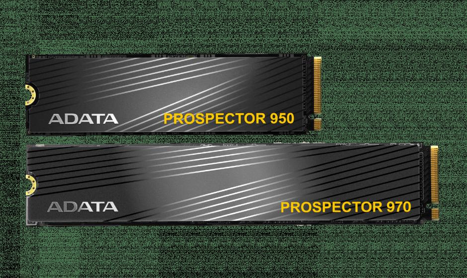 ADATA: lanciata l'unità a stato solido della serie Prospector