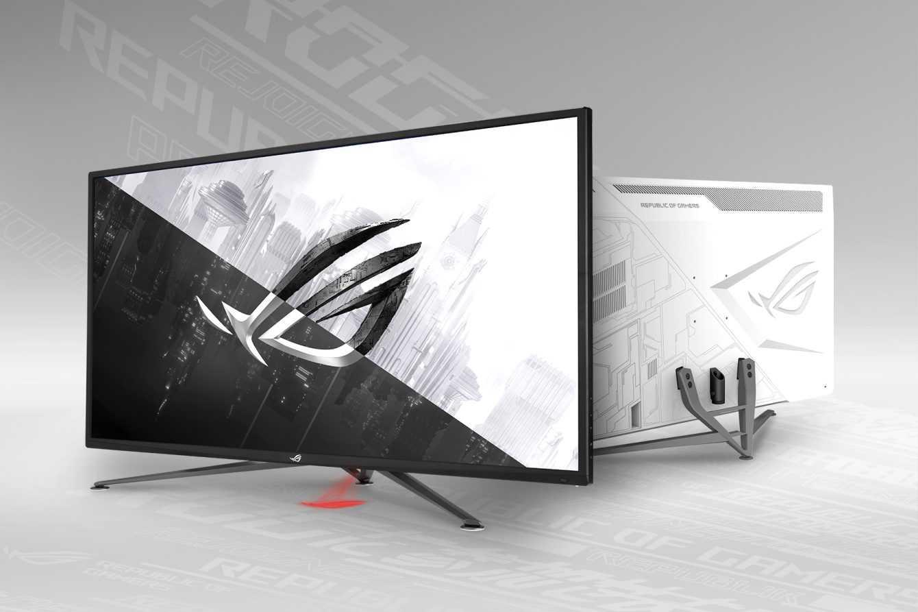 ASUS ROG Strix XG43UQ: il primo monitor da 43 pollici con HDMI 2.1