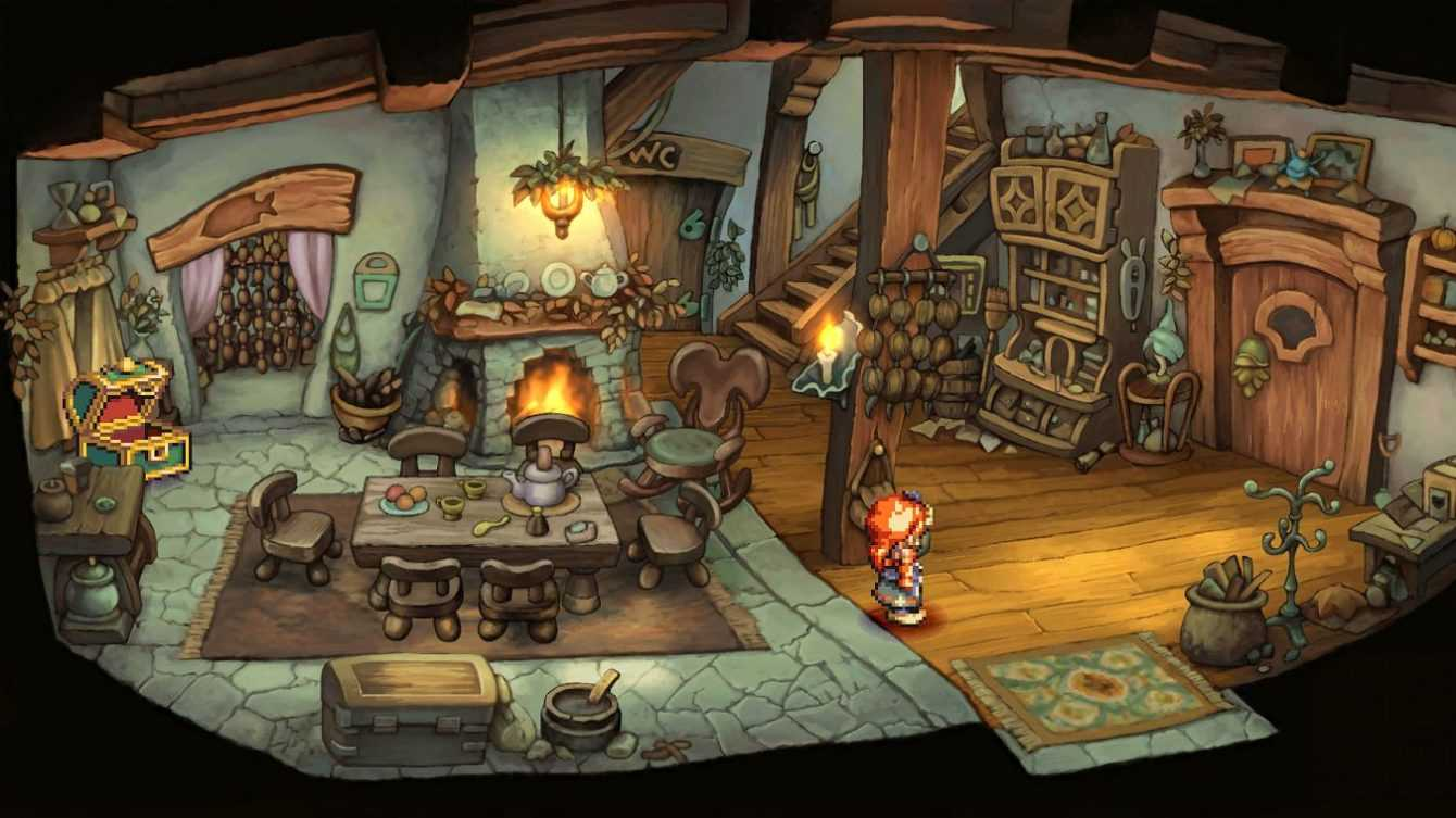 Legend of Mana HD review: welcome back to Square Enix!