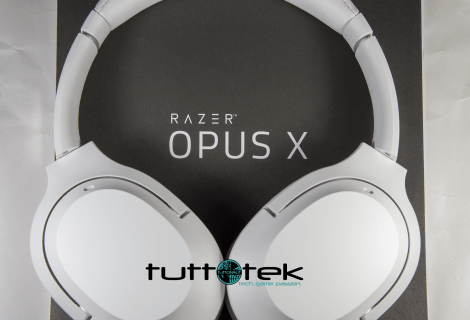 Recensione Razer Opus X: leggerezza e vita infinita