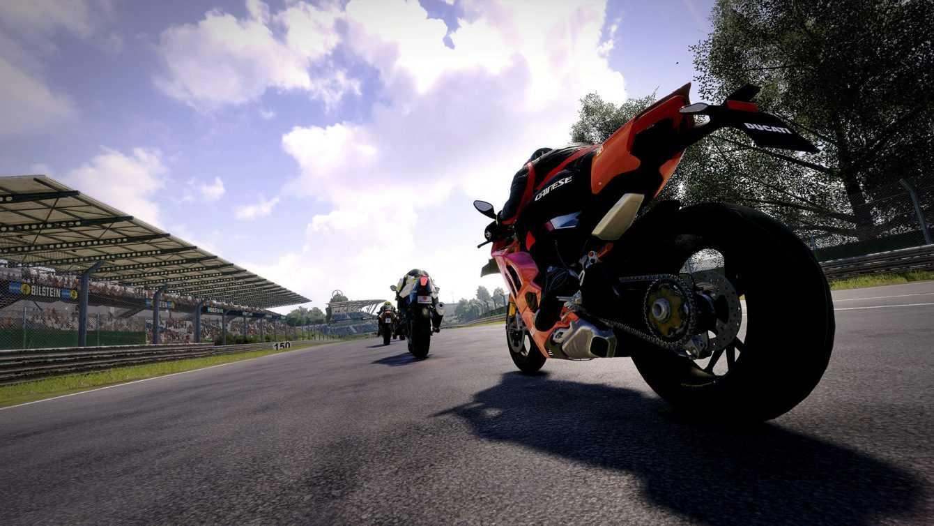 RiMS Racing: il gioco si mostra durante l'On-Track Digital Event