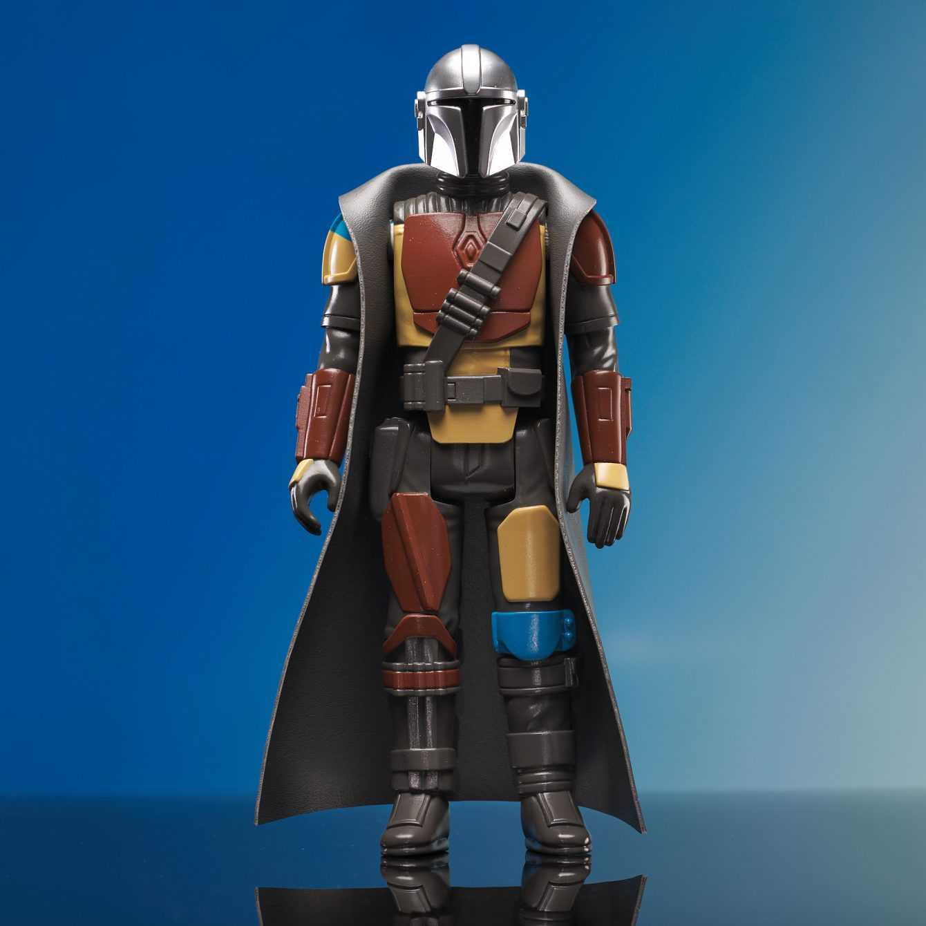 The Mandalorian: ecco la nuova Jumbo Figure by Gentle Giant