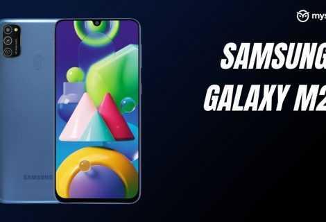 Samsung Galaxy M22: leak rivela specifiche e design