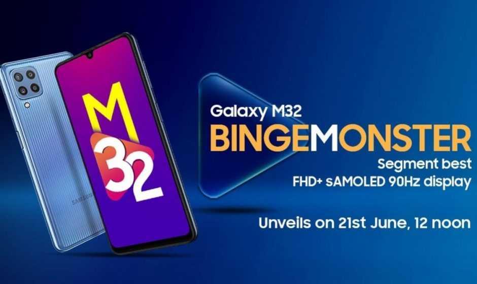 Samsung Galaxy M32: ufficiale l'arrivo in Italia