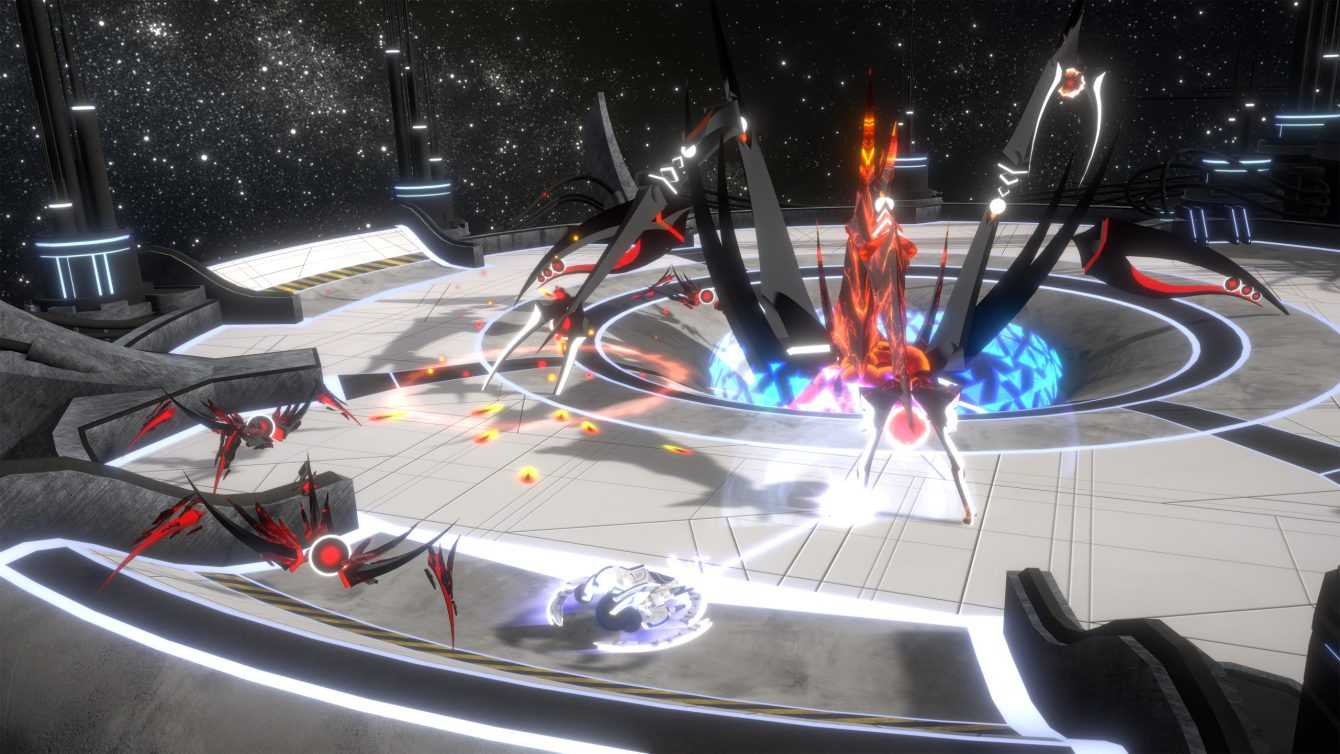 Curved Space review: adrenaline in space