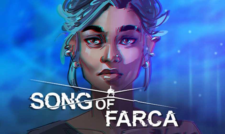 Recensione Song of Farca: essere hacker in un futuro cyberpunk