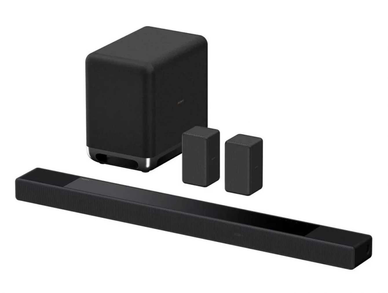 Sony HT-A7000: una soundbar 7.2.1 per un audio cristallino