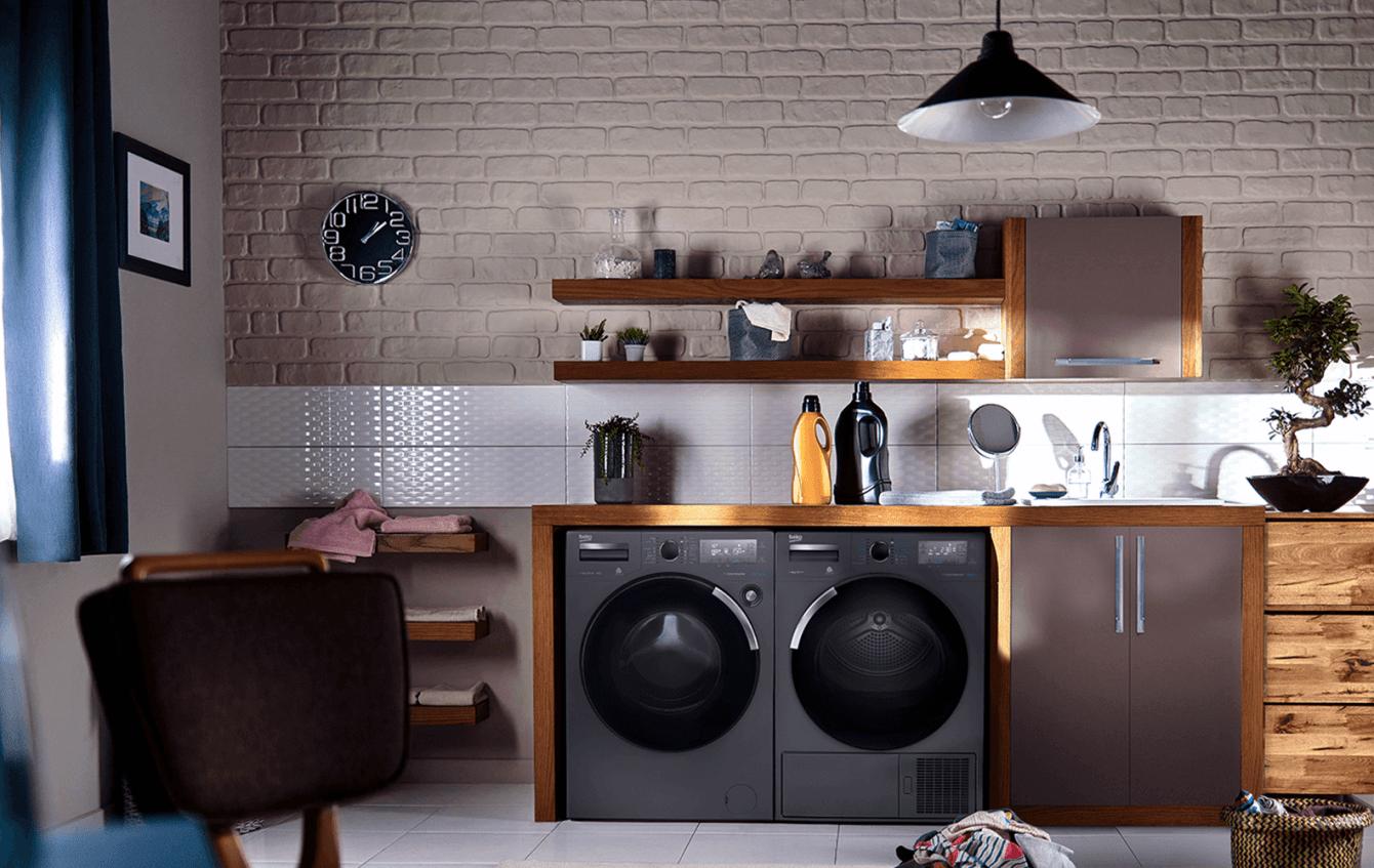 BEKO HDRY937CI dryer: sanitizes with UV rays