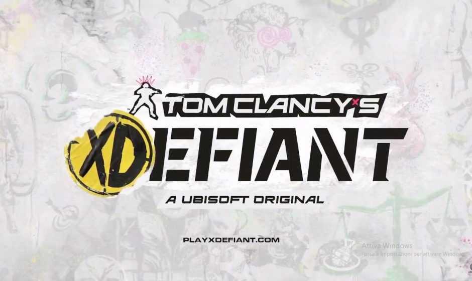 Annunciato ufficialmente Tom Clancy's XDefiant