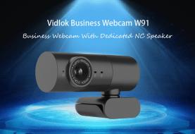 Vidlok Business Webcam 91: la webcam per il lavoro