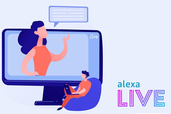 Alexa Live: ecco le nuove feature per gli sviluppatori