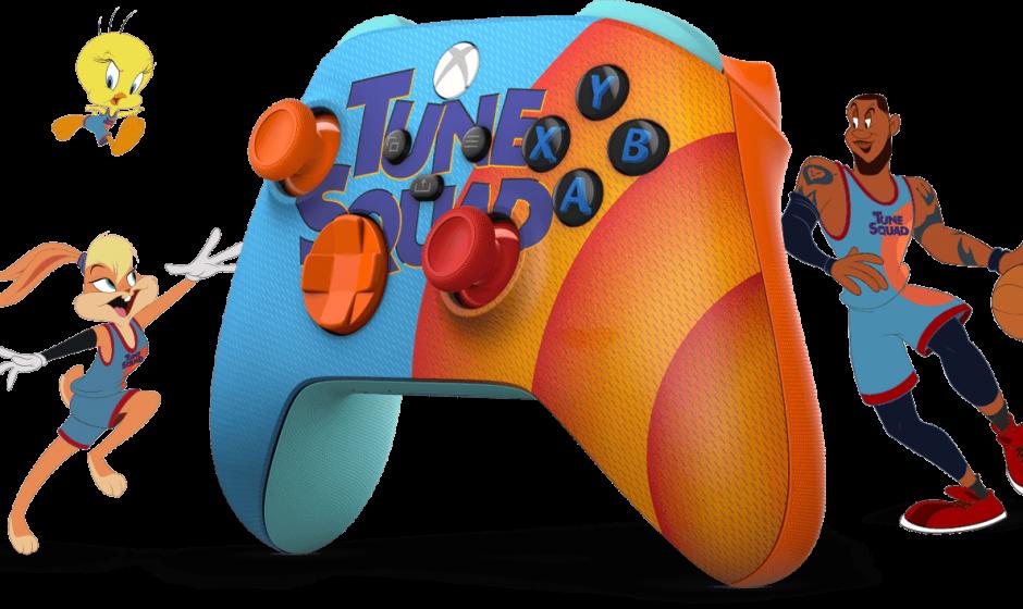Controller Wireless per Xbox – Space Jam: New Legends, un simpatico compagno di gioco