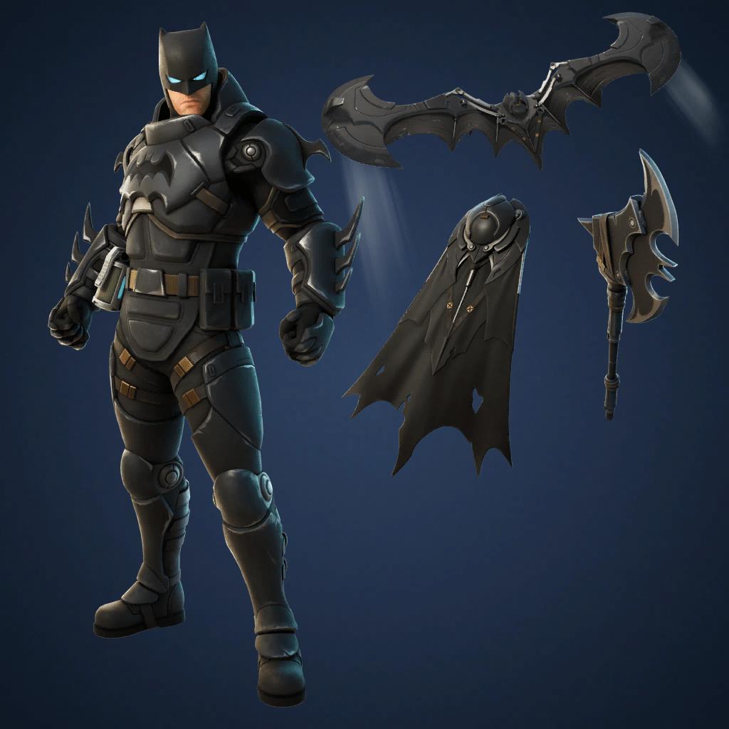 Fortnite: arriva la skin di Batman Zero Corazzato nel negozio oggetti