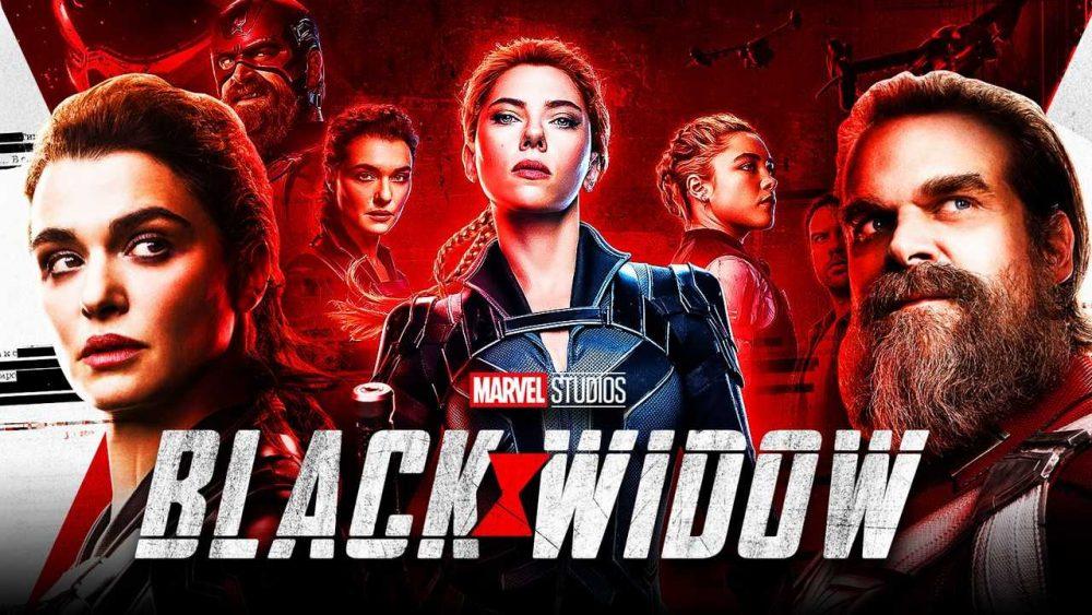 Black Widow da record al boxoffice nella prima settimana