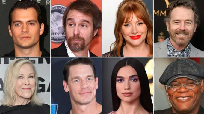 The cast of Argylle, the new film by Matthew Vaughn, has been announced