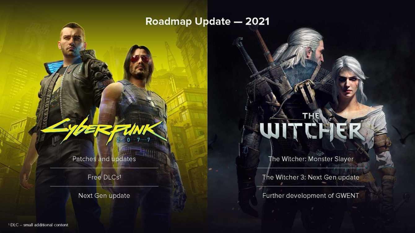 The Witcher 3 arriverà su PS5 e Xbox Series X nel 2021