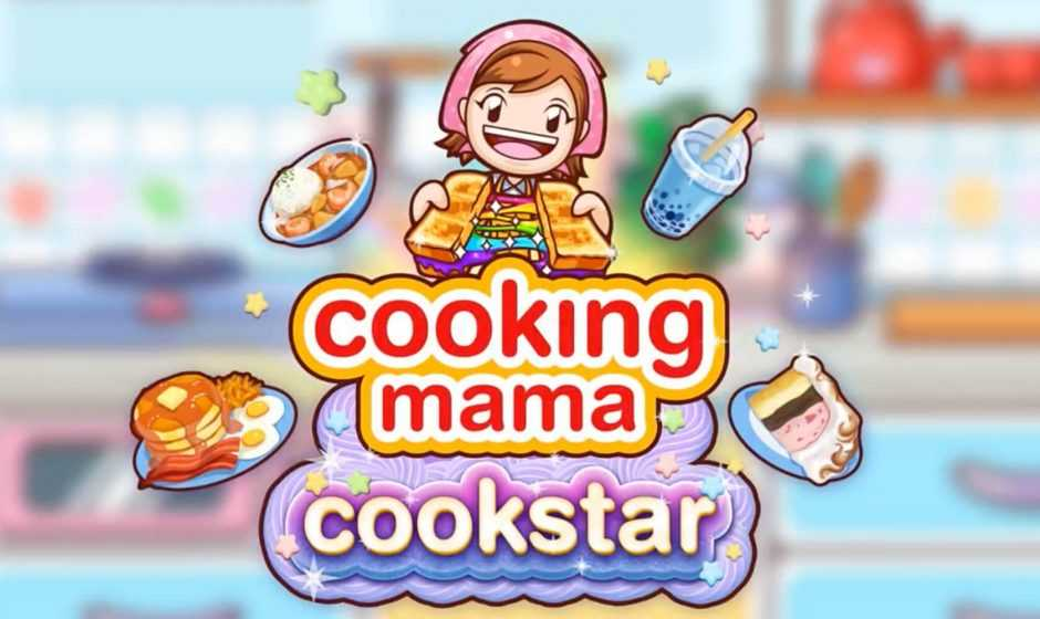 Cooking Mama Cookstar: ora disponibile anche per PS4