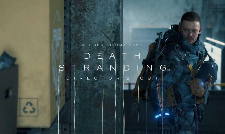 Death Stranding Director's Cut ha una data di uscita