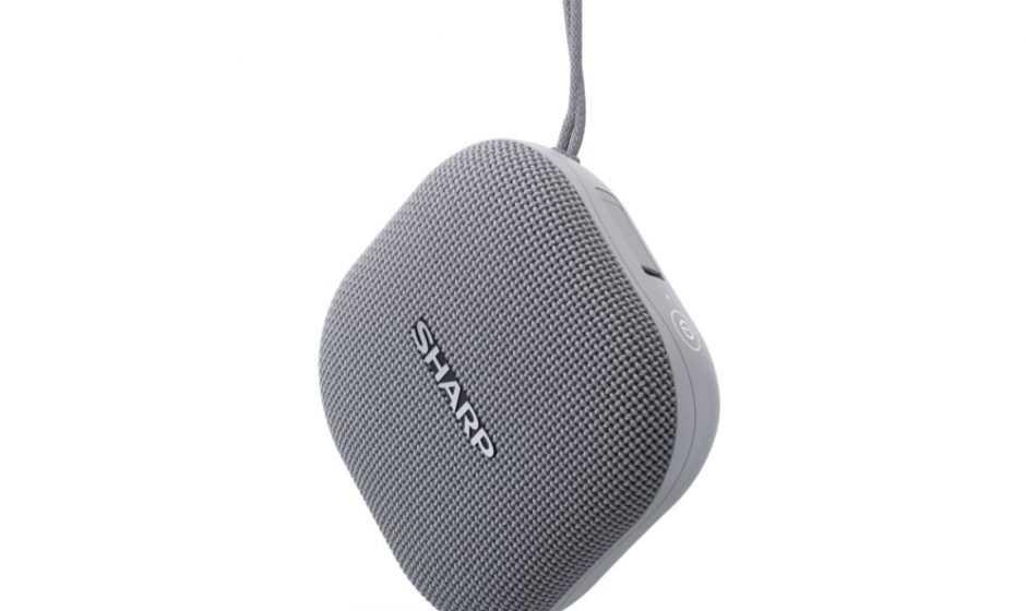 Sharp: presentato il nuovo speaker portatile GX-BT60