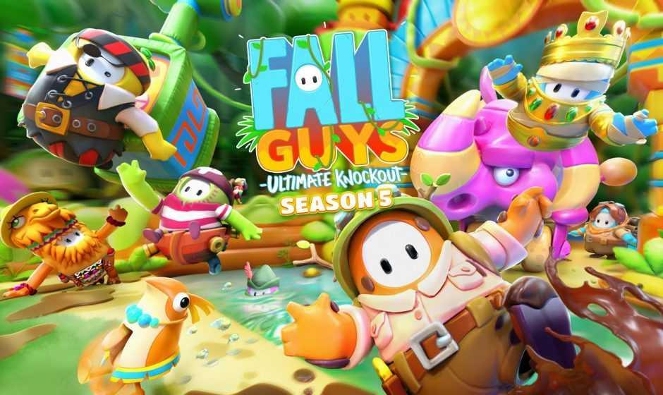 Fall Guys: Ultimate Knockout, svelato il tema della Stagione 5!