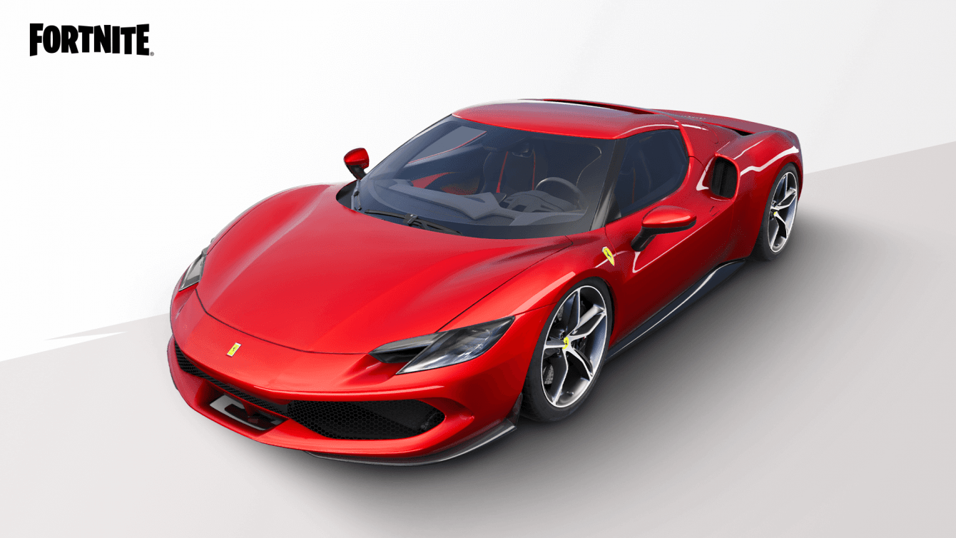 Fortnite: dove trovare la Ferrari