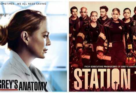 Grey's Anatomy e 9-1-1: da luglio su Disney+ tutte le stagioni