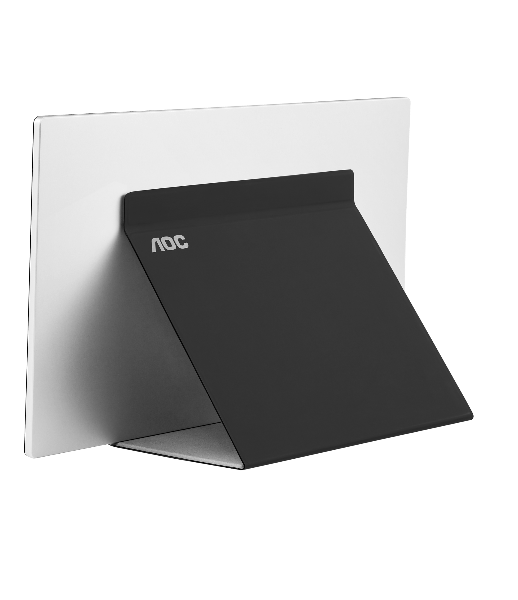 """AOC I1601P: new 15.6 """"portable monitor with hybrid USB connection"""