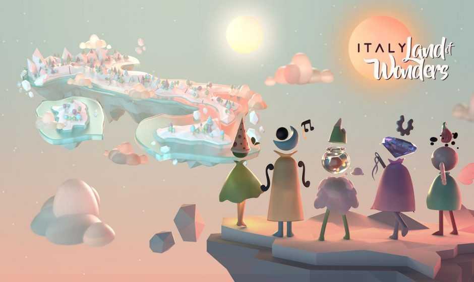ITALY Land of Wonders: lanciato il gioco della Farnesina