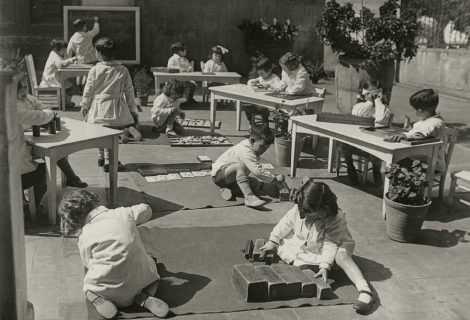 L'educazione Montessoriana: 4 libri per aiutarci a comprenderla