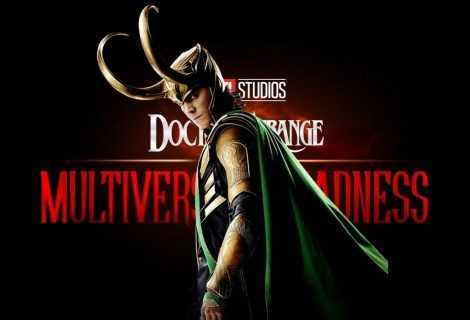 Loki: annunciata la sua presenza in Doctor Strange 2