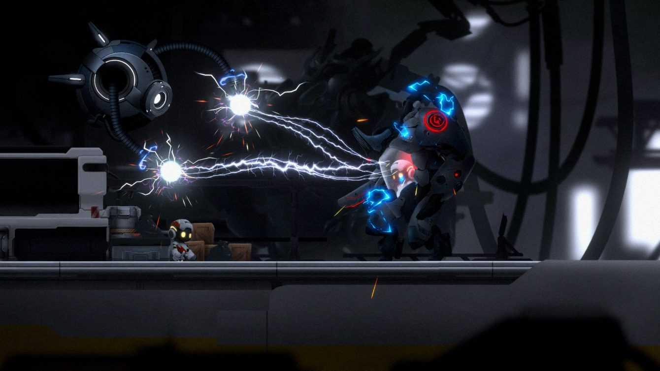 Recensione Monobot: avventura robotica ispirata a Inside