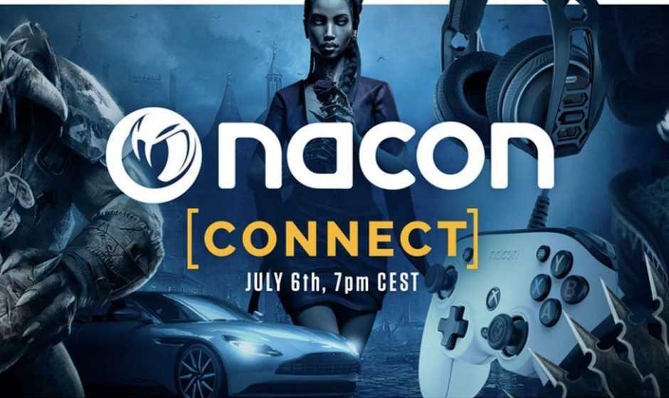 Nacon Connect 2021: tutti i giochi annunciati